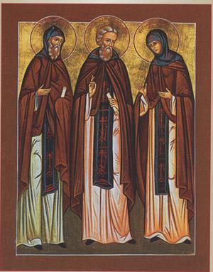 Kirill i Maria s Sergiem